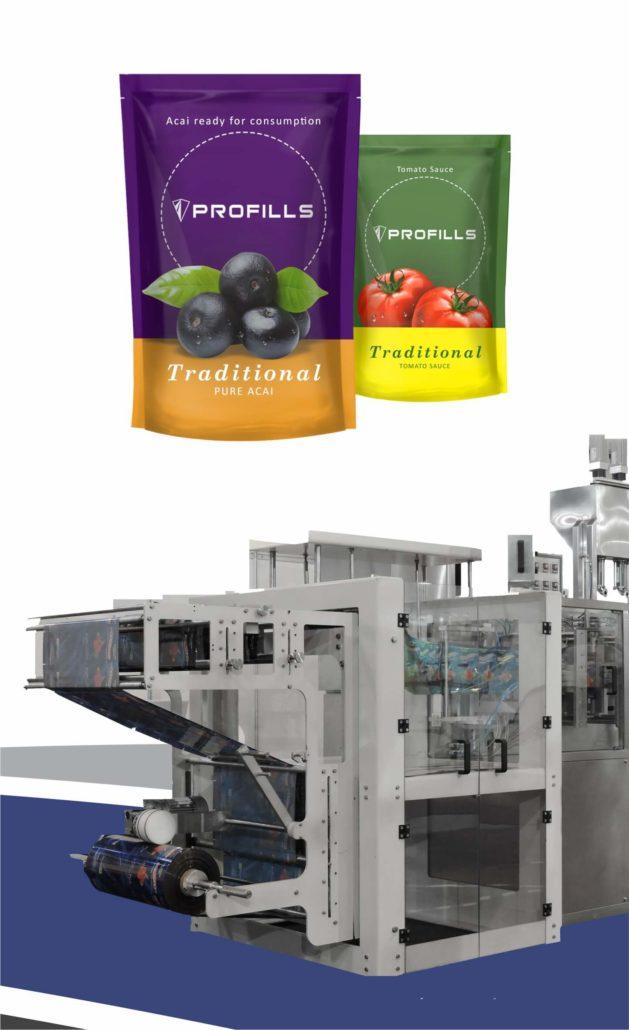Tecnologia 4.0 e embalagens *pouch*, as mais modernas do mercado